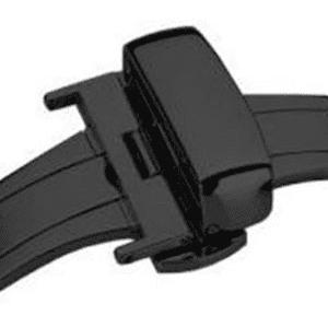 Black PVD Folding Clasp