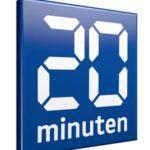 Artikel in 20 minuten über Zahnd & Kormann Uhren