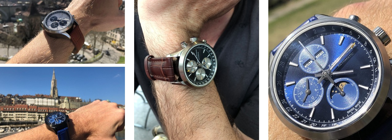 ZK No.1 Watches