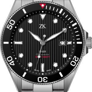 Automatic chronometer diver the classic
