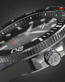 ZK No.2 Swiss Made Automatic Diver and GMT watches