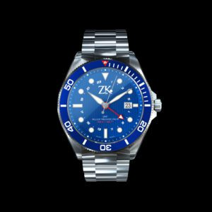ZK No.2 Swiss Made Automatic GMT Watch