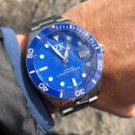 ZK No2 The Blue Diver