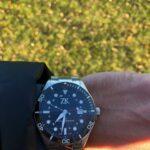 ZK No.2 The Classic GMT at Lake Thun