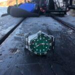 ZK No.2 Diver the Green at Lake Thun