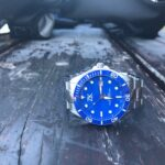 ZK No.2 Diver the Blue at Lake Thun