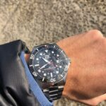 ZK No2 The Classic GMT with Ceramic Bezel