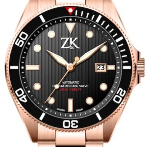 ZK No.2 Special Series Rosegold Diver