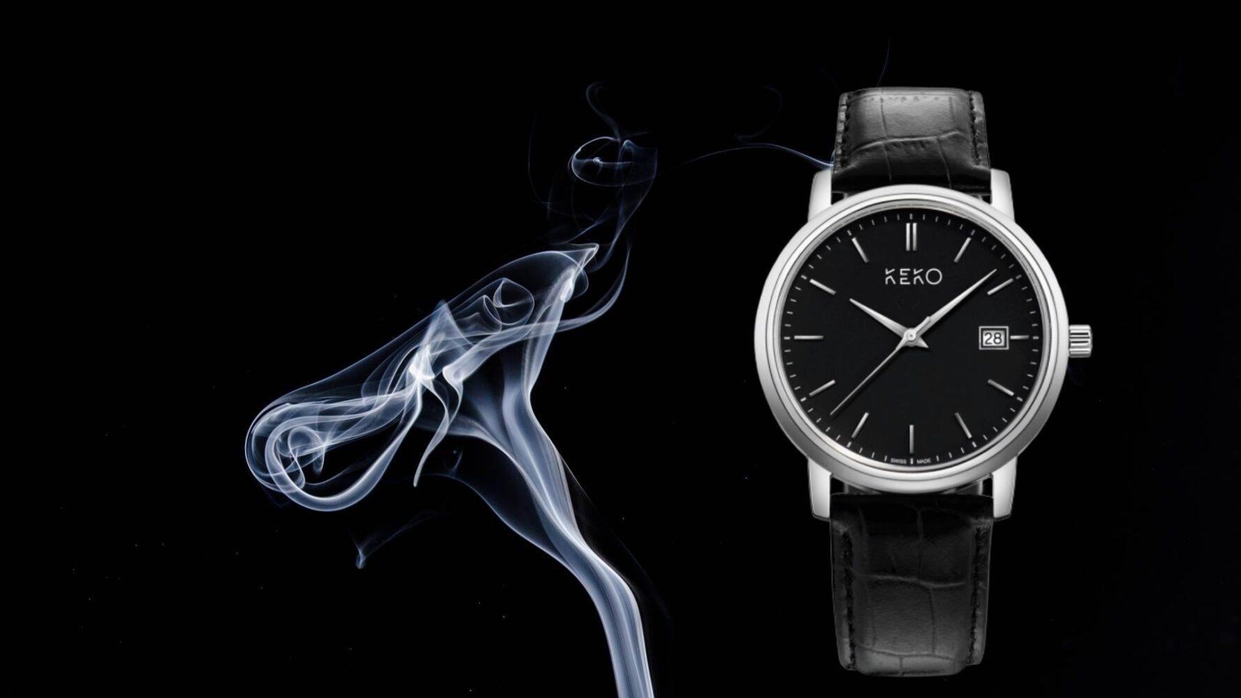 keko-uhr-classic-black