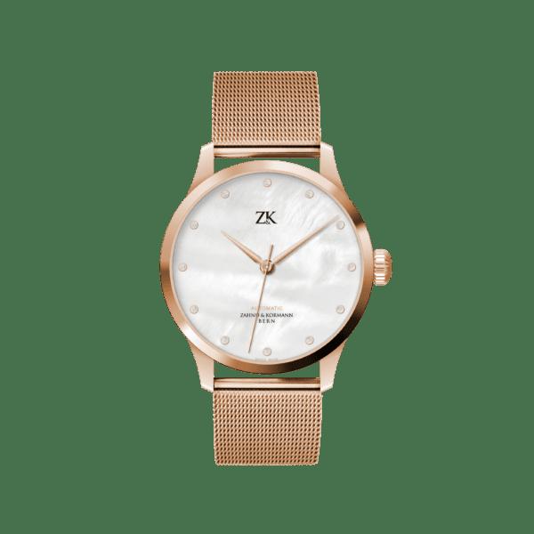damen-automatikuhr-finesse-white-pearl-all-rosegold-eta-2824
