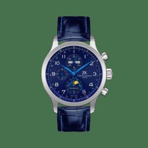 zahnd-und-kormann-automatikuhr-zk-1.2-blue-moon-in-stahlgehaeuse-mit-blauen-zeigern-und-blauem-armband